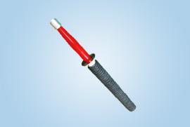 363kV玻璃钢干式变压器套管(穿缆式)