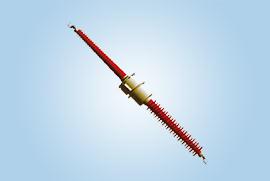CXFCRG1-LZ型干式高压穿墙套管